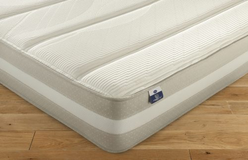 SILENTNIGHT MOSCOW MEMORY 1200 MIRAPOCKET MATTRESS available from the world of beds, doncaster