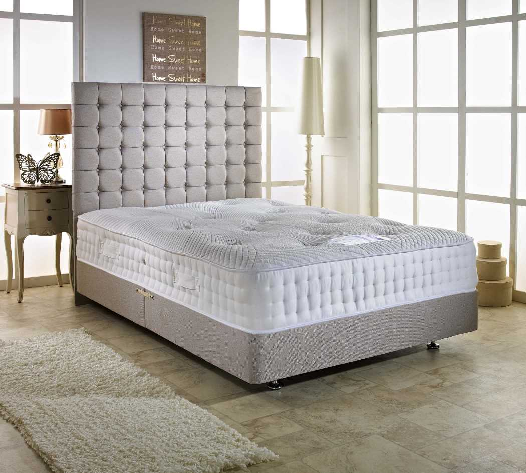 Dream Vendor Contour Bed & Mattress Set available from the world of beds, doncaster