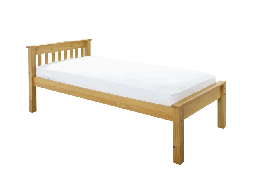 Crowther Solid Pine Devon Bed available from the world of beds, doncaster