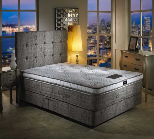 Dream Vendor Eden Bed & Mattress Set available from the world of beds, doncaster