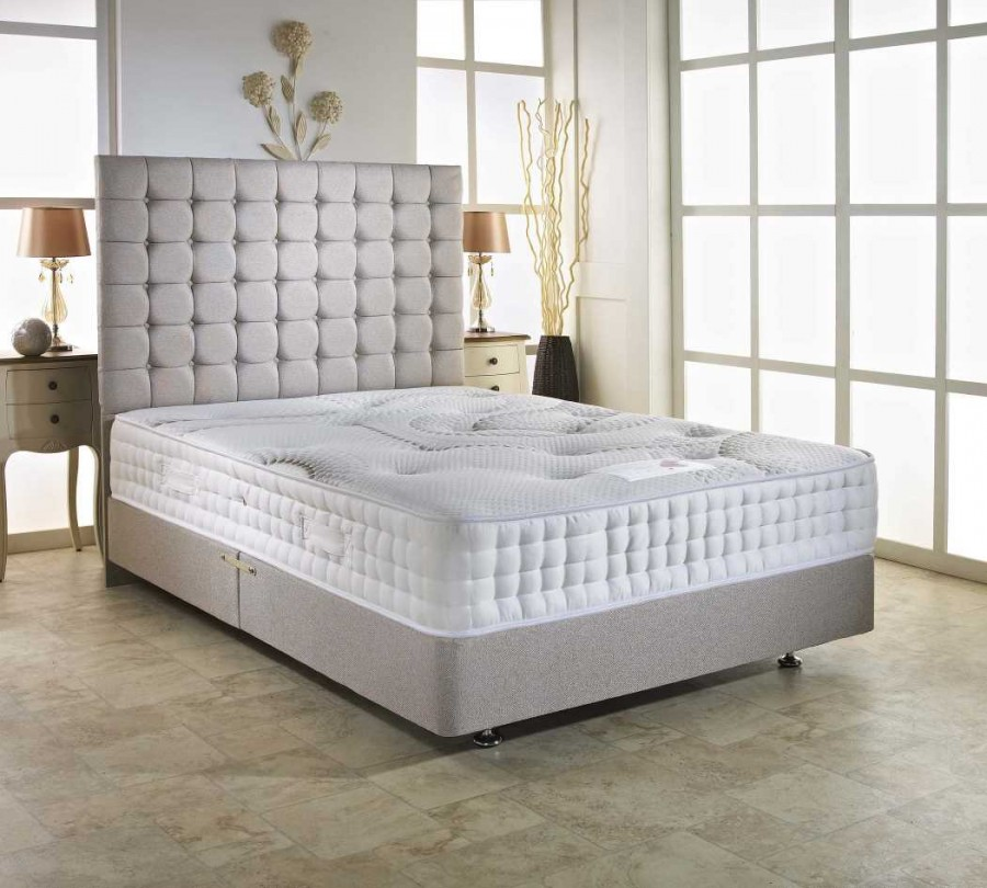 Dream Vendor Platinum Mattress available from the world of beds, doncaster