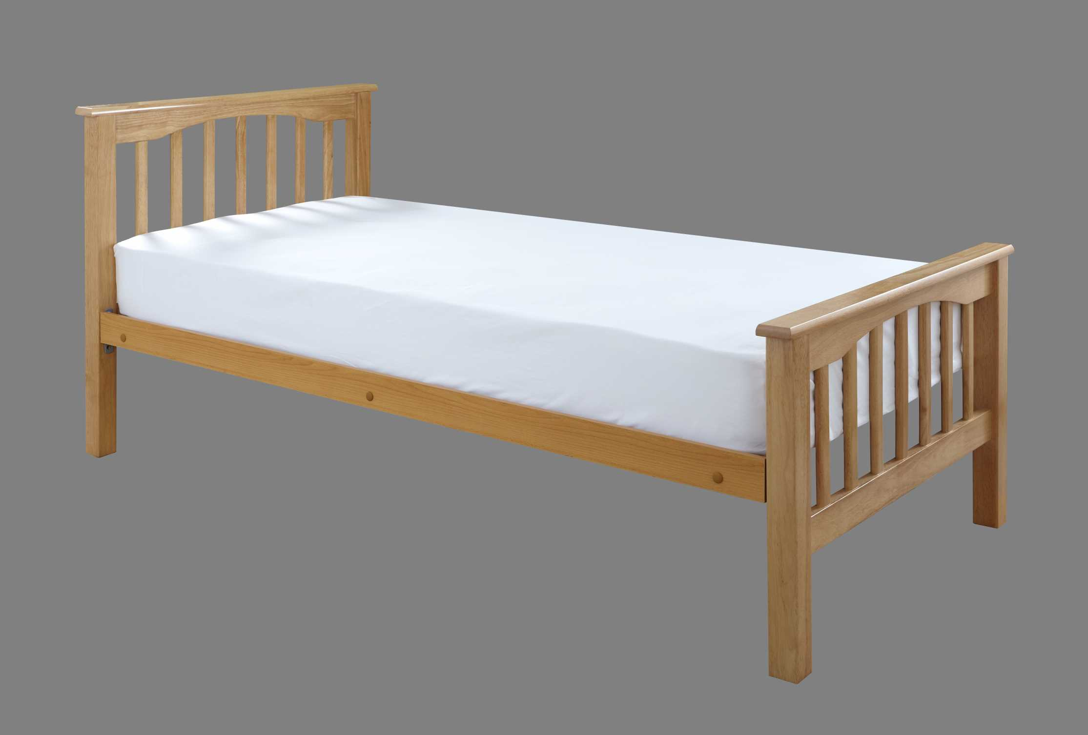 Crowther Beech Sandra High Foot End Bed The World Of Beds