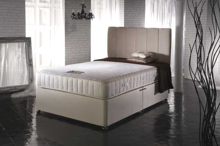 Siesta Memory Supreme Divan Bed The World Of Beds