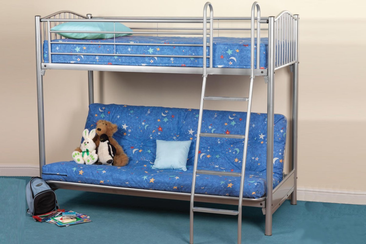 Sweet Dreams Troy Single Bunk Bed The World Of Beds