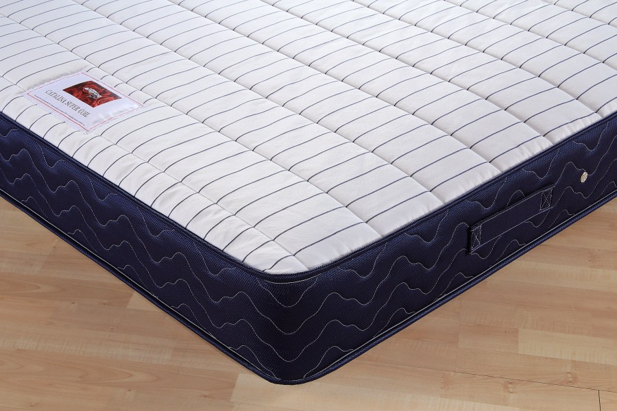 CATALINA SUPERCOIL MATTRESS CORNER NAVY