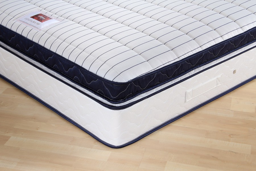 CATALINA BOXTOP MATTRESS CORNER NAVY