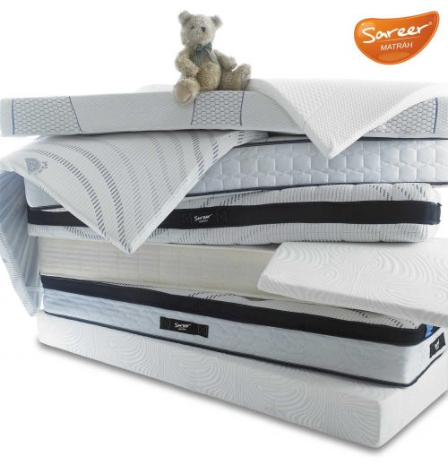 Sareer Gel Foam Matrah available from the world of beds, doncaster, south yorkshire