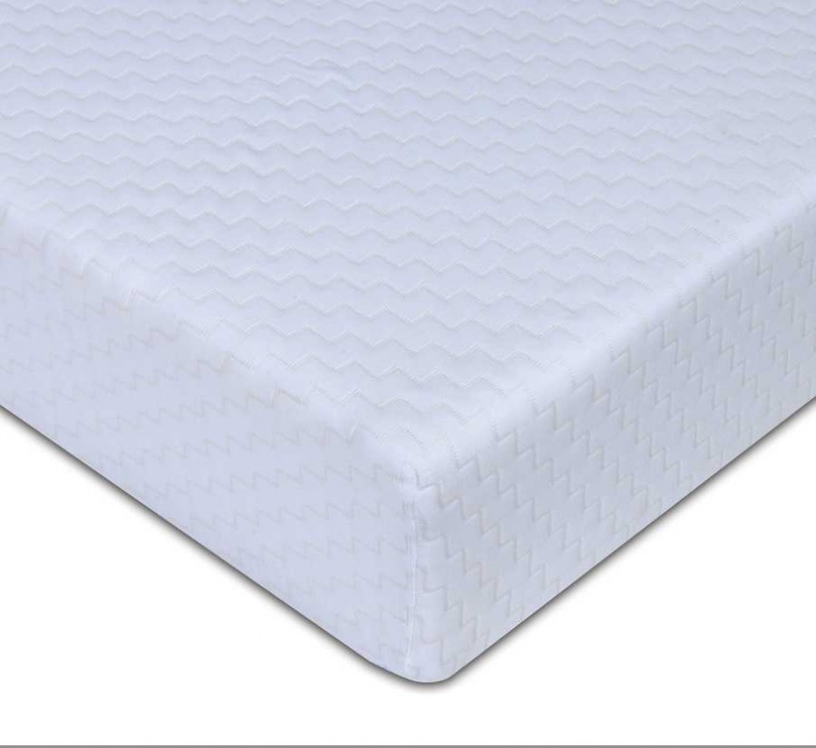 Valuepack Visco 16cm deep 2.5cm memory, non quilt removable cover available from the world of beds, doncaster, south yorkshire