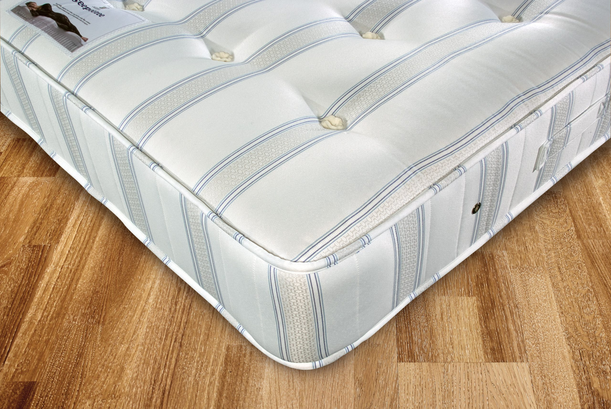 Sapphire Mattress Corner available from the world of beds, doncaster, south yorkshire