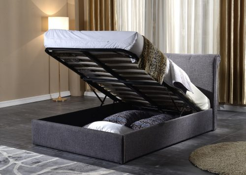 Brynford Ottoman Bed Open