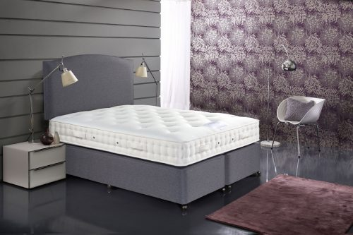 Gainsborough Carlton Divan Bed available from the world of beds, doncaster
