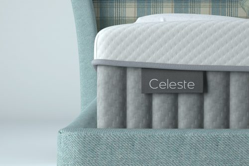 Dunlopillo Celeste mattress available from the world of beds, doncaster