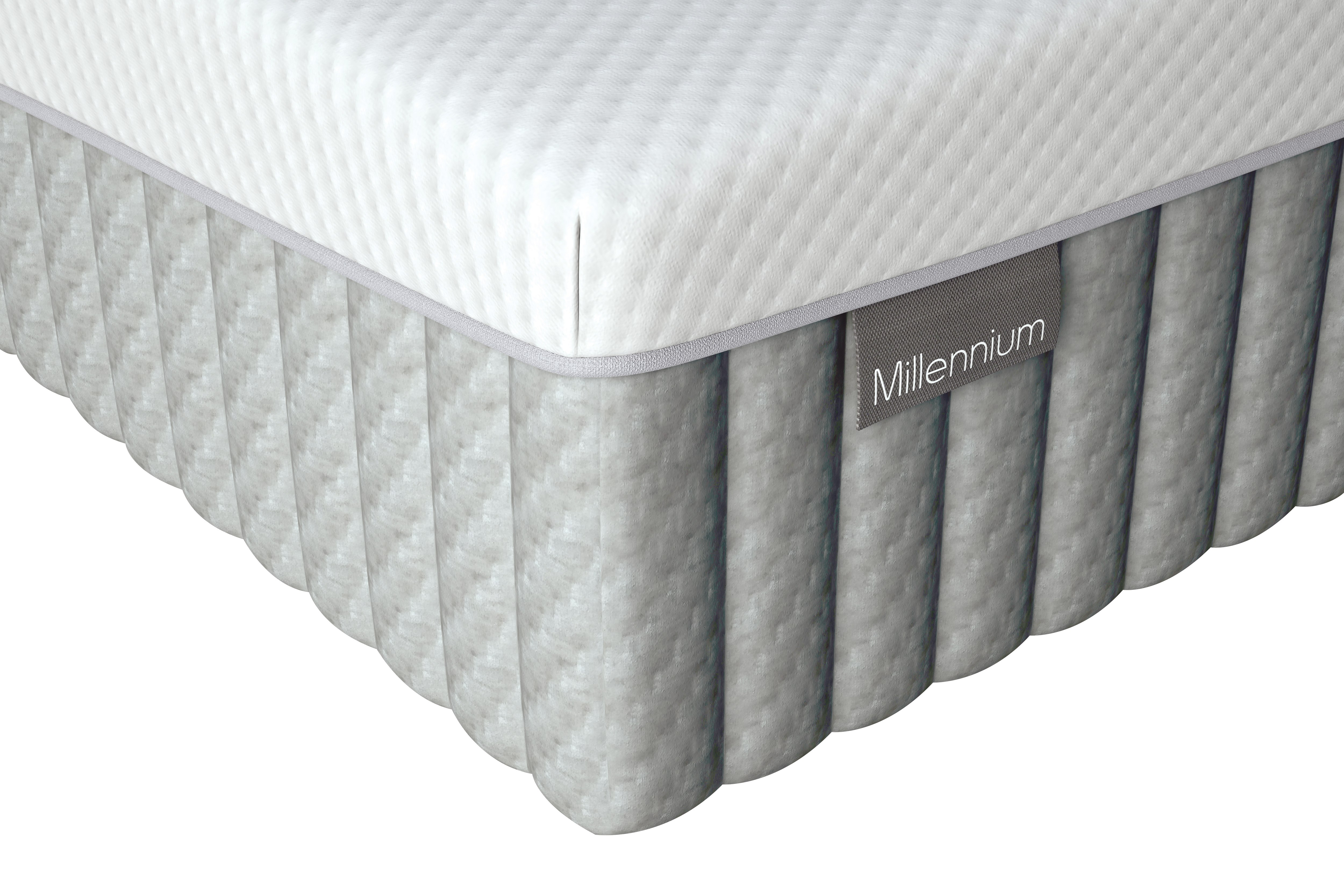 Dunlopillo millennium mattress available from the world of beds, doncaster