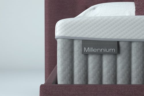 Dunlopillo millennium mattress available from the world of beds, doncaster, south yorkshire