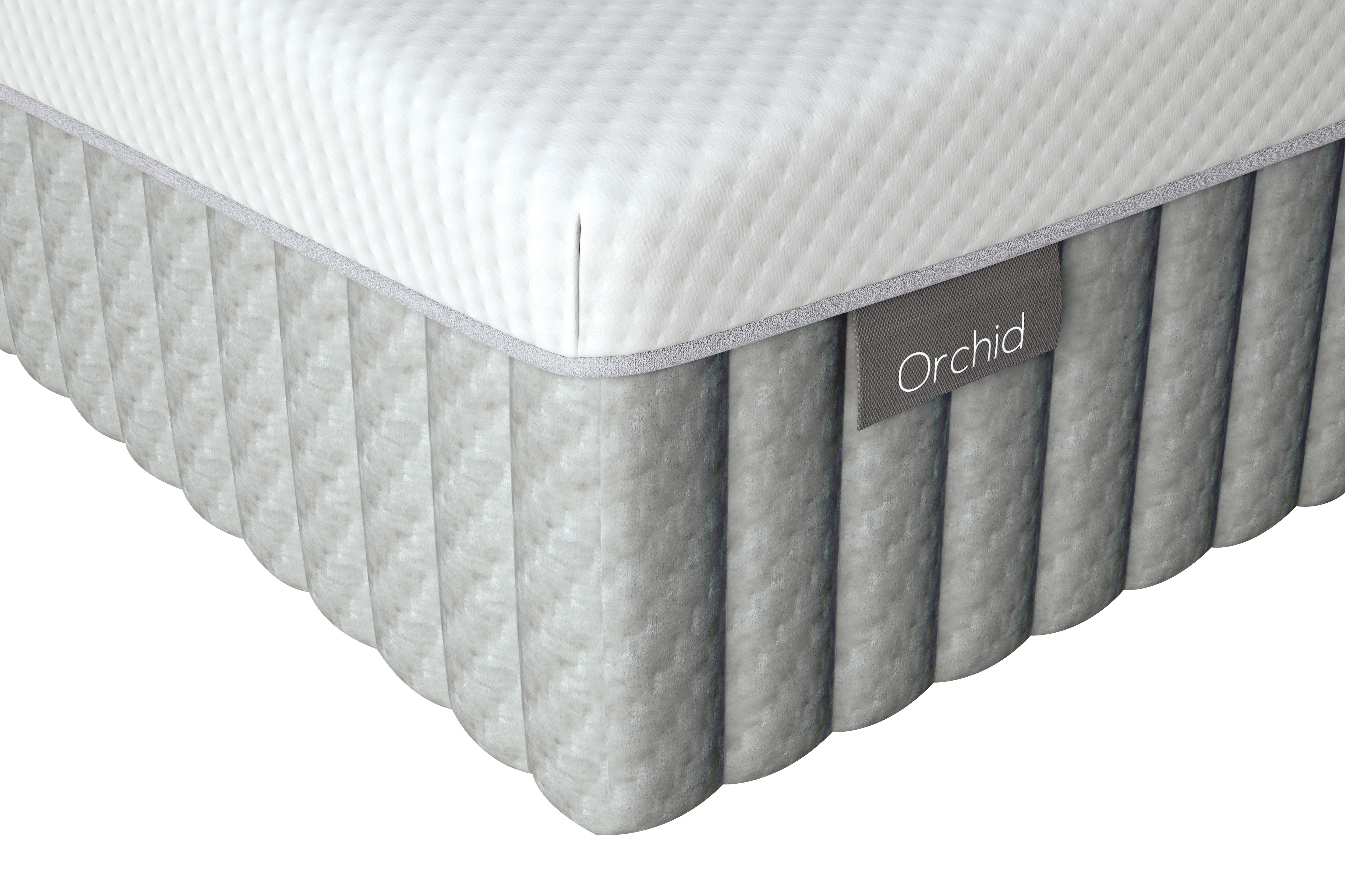 orchid mattress available from the world of beds, doncaster