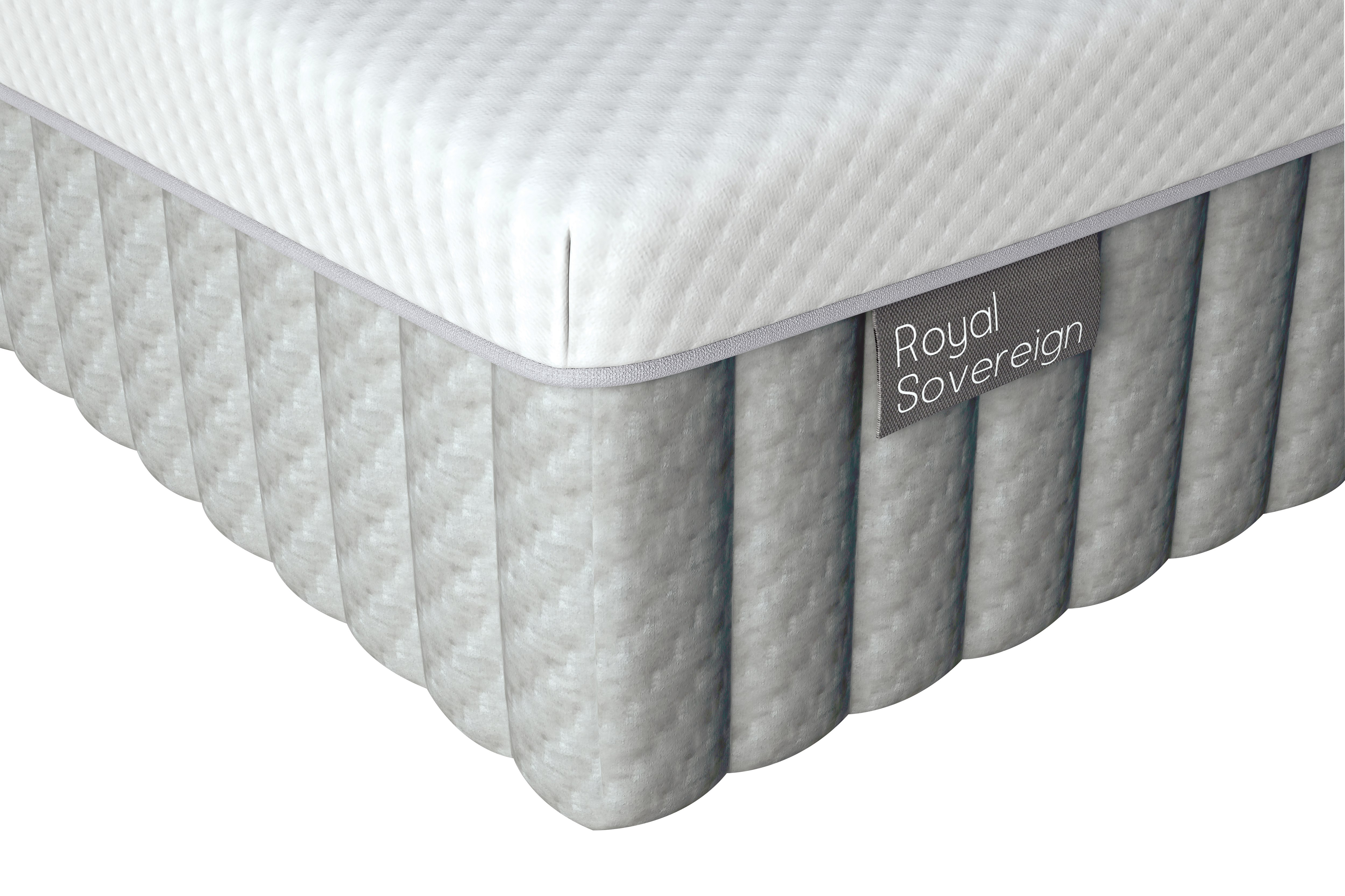 royal sovereign mattress available from the world of beds, doncaster