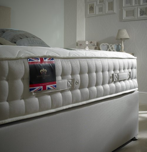 Backcare Memory 2000 available from the world of beds, doncaster