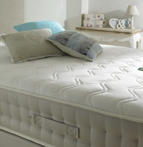 Backcare Memory 2000 Mattress and divan bed available from the world of beds, doncaster