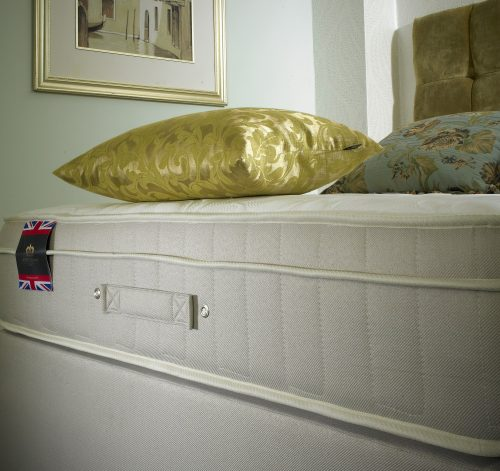 The Back care memory Royal Comfort Mattress available from the world of beds, doncaster
