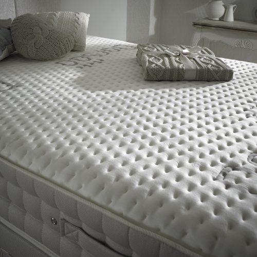 The Backcare 3000 mattress top available from the world of beds, doncaster
