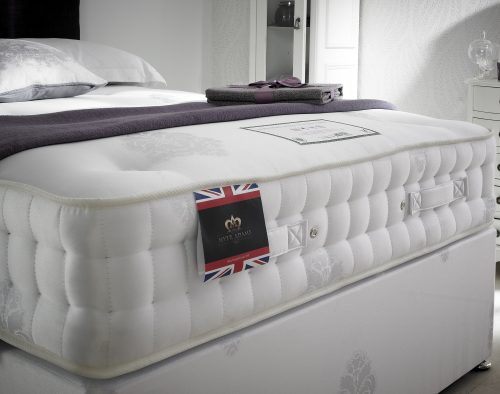 The Natural Sleep 1000 Divan and Mattress available from the world of beds, doncaster