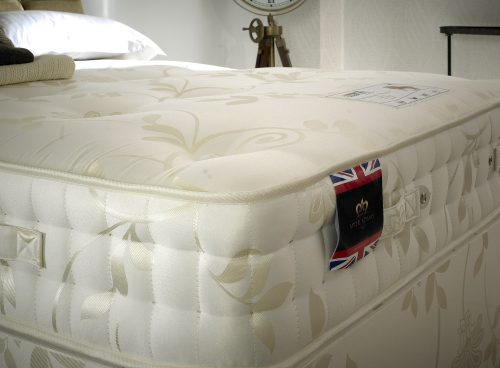 The Natural Sleep 1500 mattress available from the world of beds, doncaster