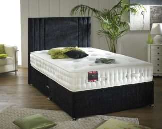 The Natural Sleep 2000 divan bed available from the world of beds, doncaster
