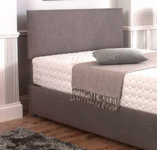 York 5 King Size Fabric Bed The World Of Beds