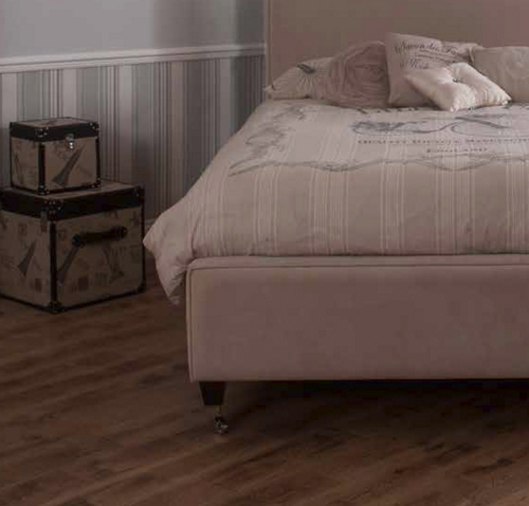 Durban 4 6 Quot Double Fabric Bed The World Of Beds