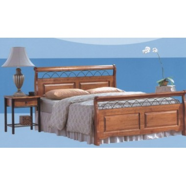 Duke Wooden Bed The World Of Beds