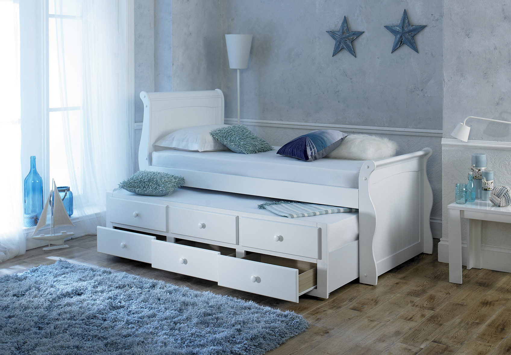 Artisan Captains Guest Bed The World Of Beds