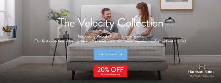 The Velocity Collection - 20% Off