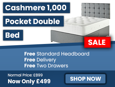 Cashmere 1,000 Offer - Only £499